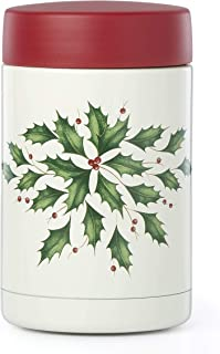 Lenox 886856 Holiday Large Insulated Food Container