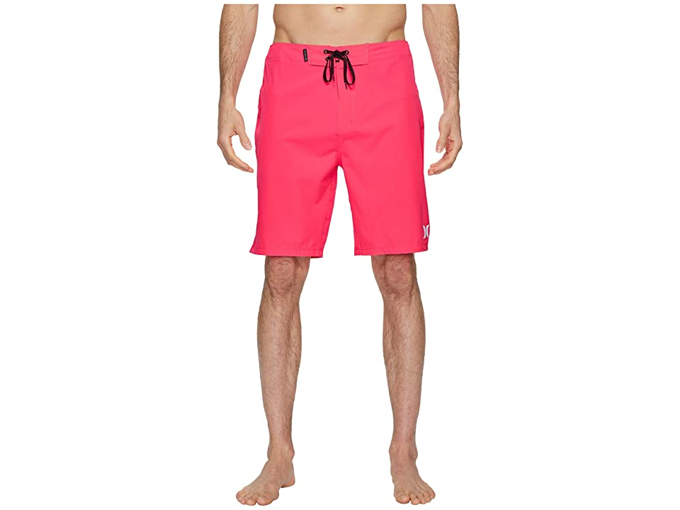 Hurley Phantom One Only 20 Stretch Boardshorts (Hyper Pink) Men