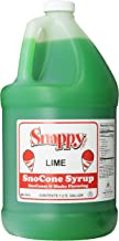 lime snow cone syrup