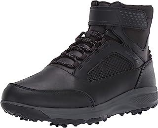 حذاء جولف رجالي من Skechers مطبوع عليه Torque Brogan مقاس مريح