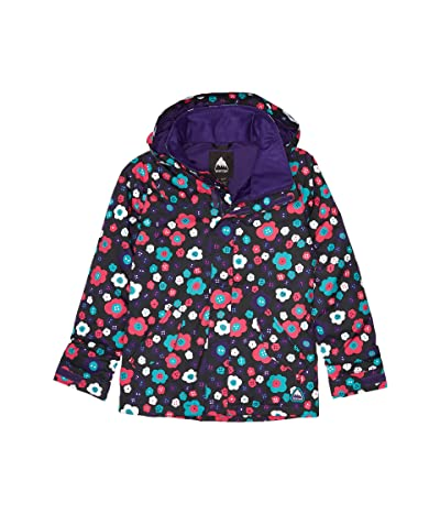 Burton Kids Elodie Jacket (Little Kids/Big Kids) (Flower Power) Girl