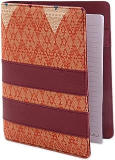 NOVICA Batik Cotton and Paper Journal, 7.75
