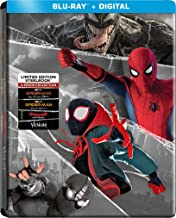 Spider-Man: Far from Home / Spider-Man: Homecoming / Spider-Man: Into the Spider-Verse / Venom 2018 Set