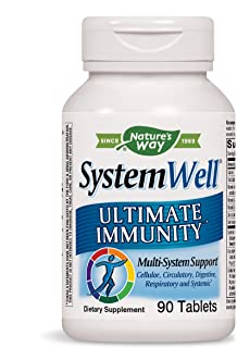 Nature's Way Systemwell Ultimate Immunity Multi-System Defense, 90 tablets