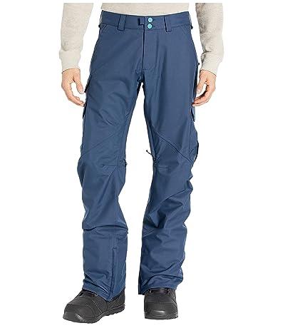 Burton Cargo Pant Tall (Dress Blue) Men