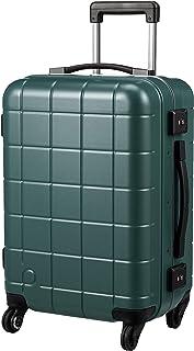 [プロテカ] スーツケース 日本製 チェッカーフレーム ストッパー付 サイレントキャスター 機内持ち込み可 保証付 35L 3.5kg