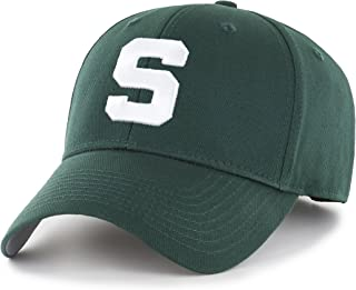 OTS NCAA Michigan State Spartans Men's All-Star Adjustable Hat, Team Color, One Size