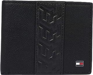 Tommy Hilfiger Leather Mini CC Wallet, Black, AM0AM05992