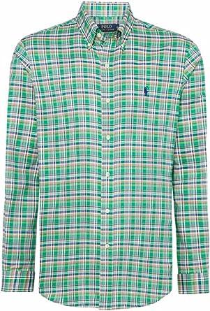 Polo Ralph Lauren - Camisa Casual - Cuadrados - para Hombre ...