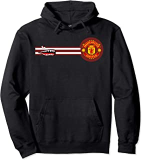 Soccer Jackets MUFC styled British Sports Manchester Hoodie
