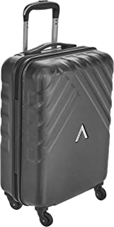 Aristocrat Polycarbonate 65 cms Grey Hardsided Check-in Luggage (Sienna)