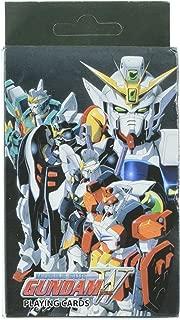 GE Animation Gundam Wing Playing Cards Cool Anime Item