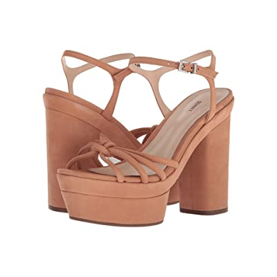 Schutz Faubina (Toasted Nut) High Heels