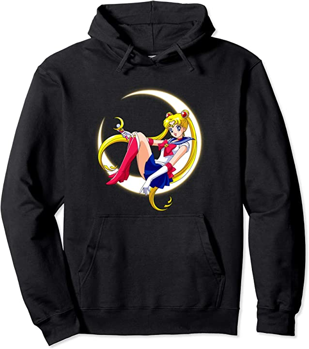 Moon Classic Sailor Pullover Hoodie