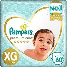 Fralda Pampers Premium Care Xg 60 Unidades, Pampers