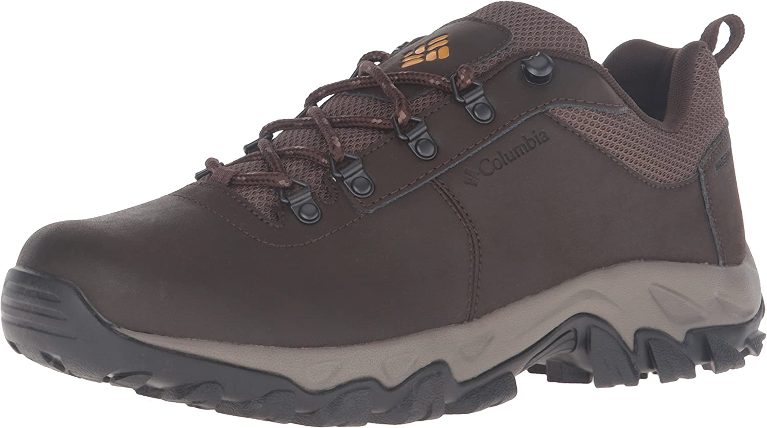 Columbia Men's Newton Ridge Plus Low Waterproof Waterproof Waterproof Hiking schuhe, Cordovan, Squash, 7 D US B01850NZBM  Vorzugspreis 2f4897