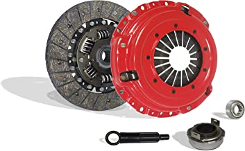 Clutch Kit Works With Integra Rs Gs Ls Da6 Hatchback 3-Door Sedan 4-Door 1990-1991 (Stage 1; Flywheel Spec: .112+; All Models B18 Or Any JDM B16A1 Motor with Y1 Or S1 Cable Transmission equipped car.)