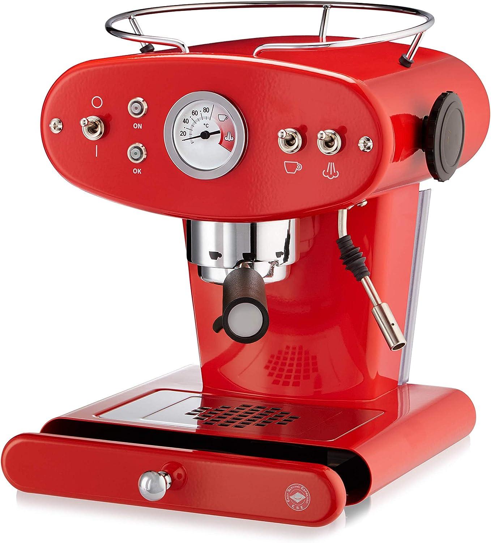 E.S.E Gelb Pads Kaffeemaschine X1 Trio illy Kaffee