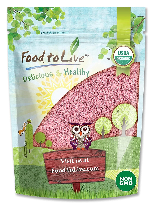 Organic Pomegranate Powder Ranking TOP18 2 Pounds OFFicial site Non-GMO - Raw Unsulfured