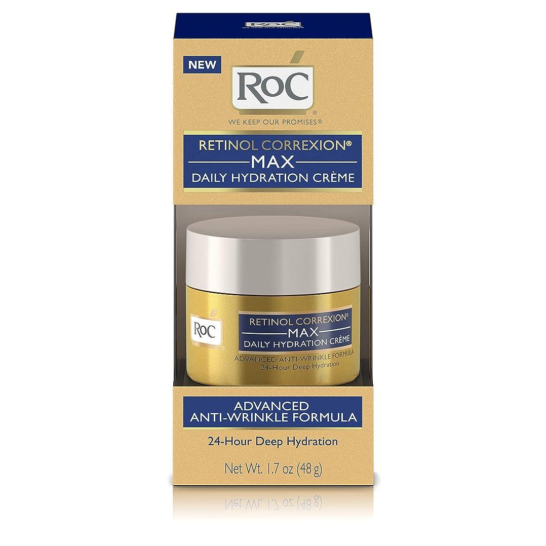 食堂相談集団的ロック Retinol Correxion Max Daily Hydration Cream 48g/1.7oz並行輸入品