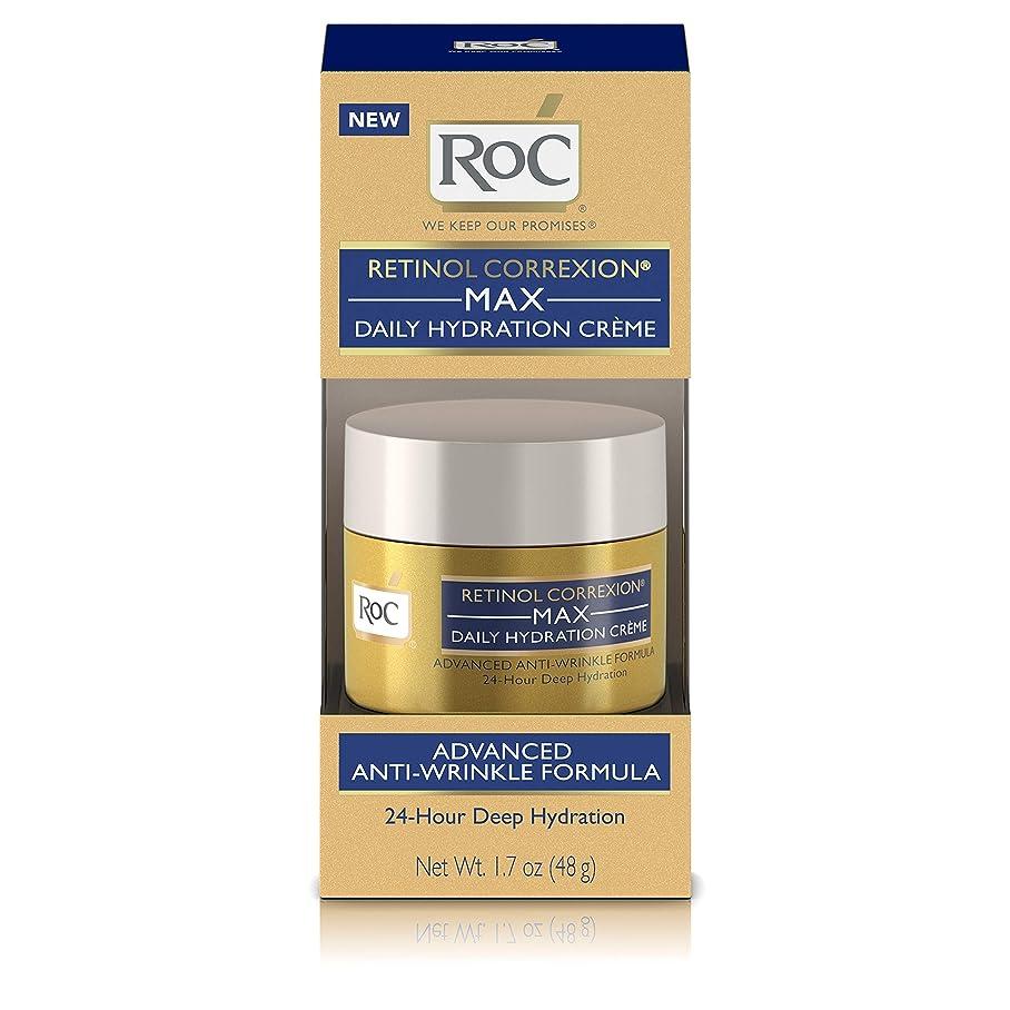 住所ハムリサイクルするロック Retinol Correxion Max Daily Hydration Cream 48g/1.7oz並行輸入品