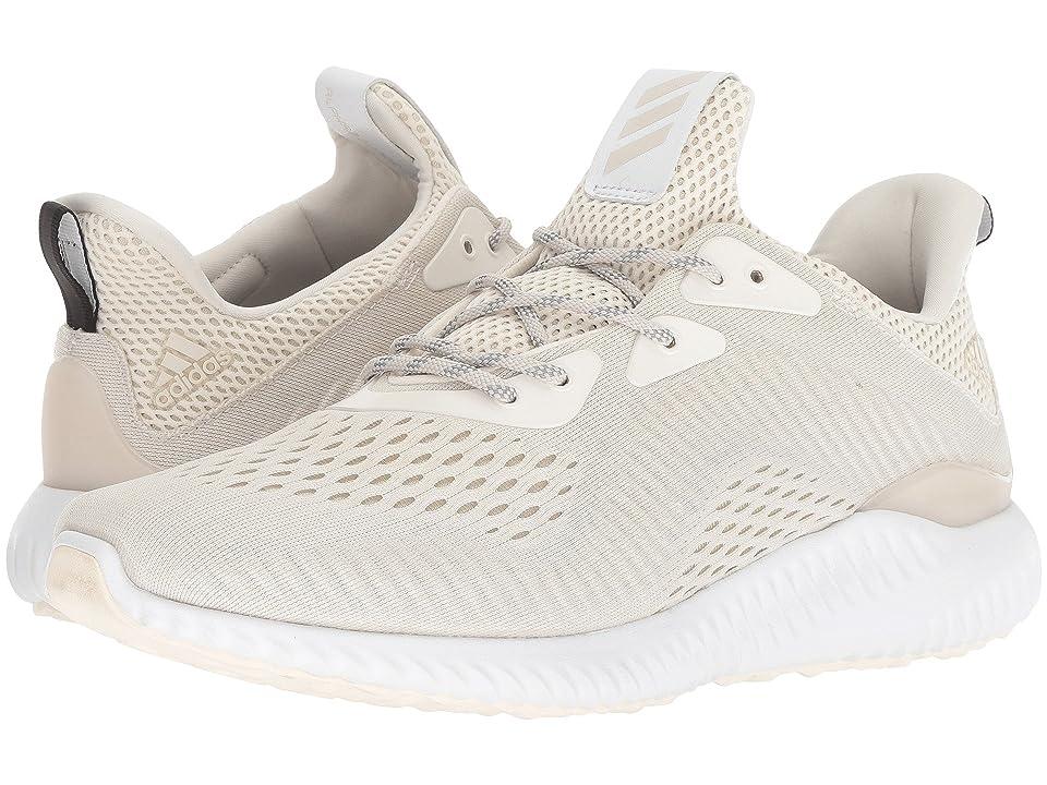 adidas Alphabounce EM (Core White/White/Talc) Men
