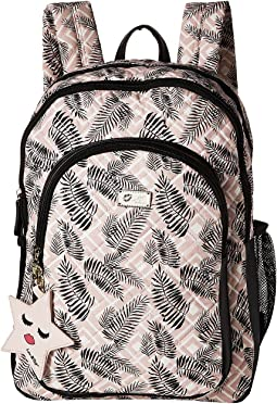 Dan Cotton Triple Compartment Backpack