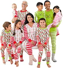 Hanna Andersson Dr. Seuss Grinch Family Pajamas