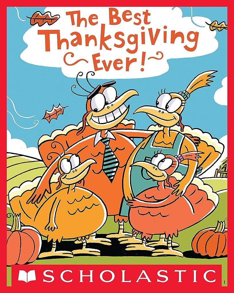 不快な割り込み硬さThe Best Thanksgiving Ever (English Edition)