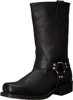 """AdTec Men's 11"""" Harness Motorcycle Boot"""