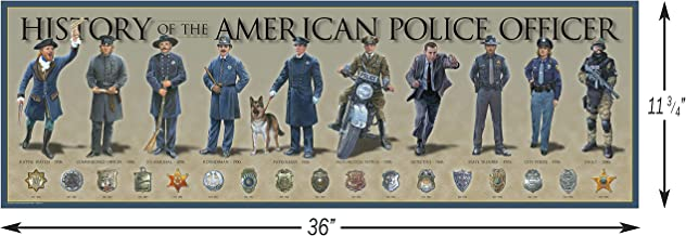 Best police officer poster Reviews
