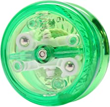 Yomega Brain - The YoYo with a Brain Includes Auto Return Technology - Beginner Level String Trick Yo Yo (Colors May Vary)