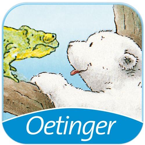 Kleiner Eisbär, wohin fährst du? - von Hans de Beer