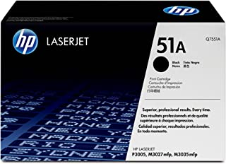 HP 51A | Q7551A | Toner Cartridge | Black