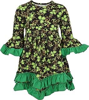 Unique Baby Girls St Patrick's Day Luck The Irish Dress