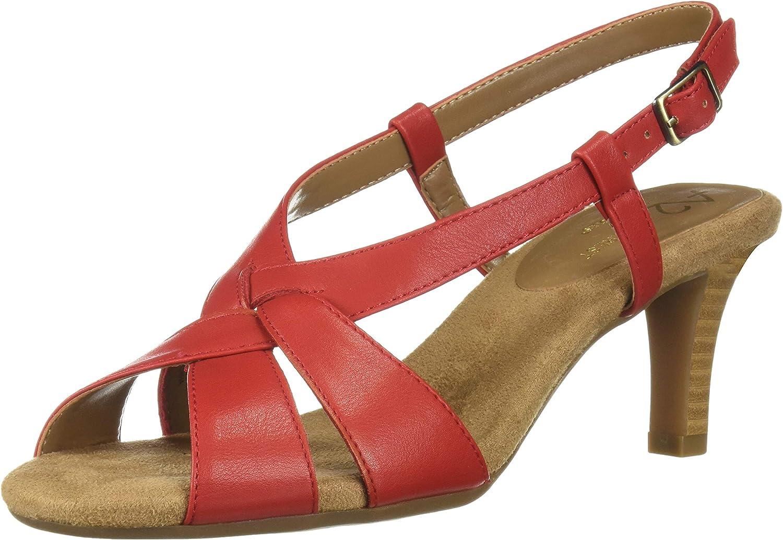 Aerosoles Women's Passcode Heeled Sandal