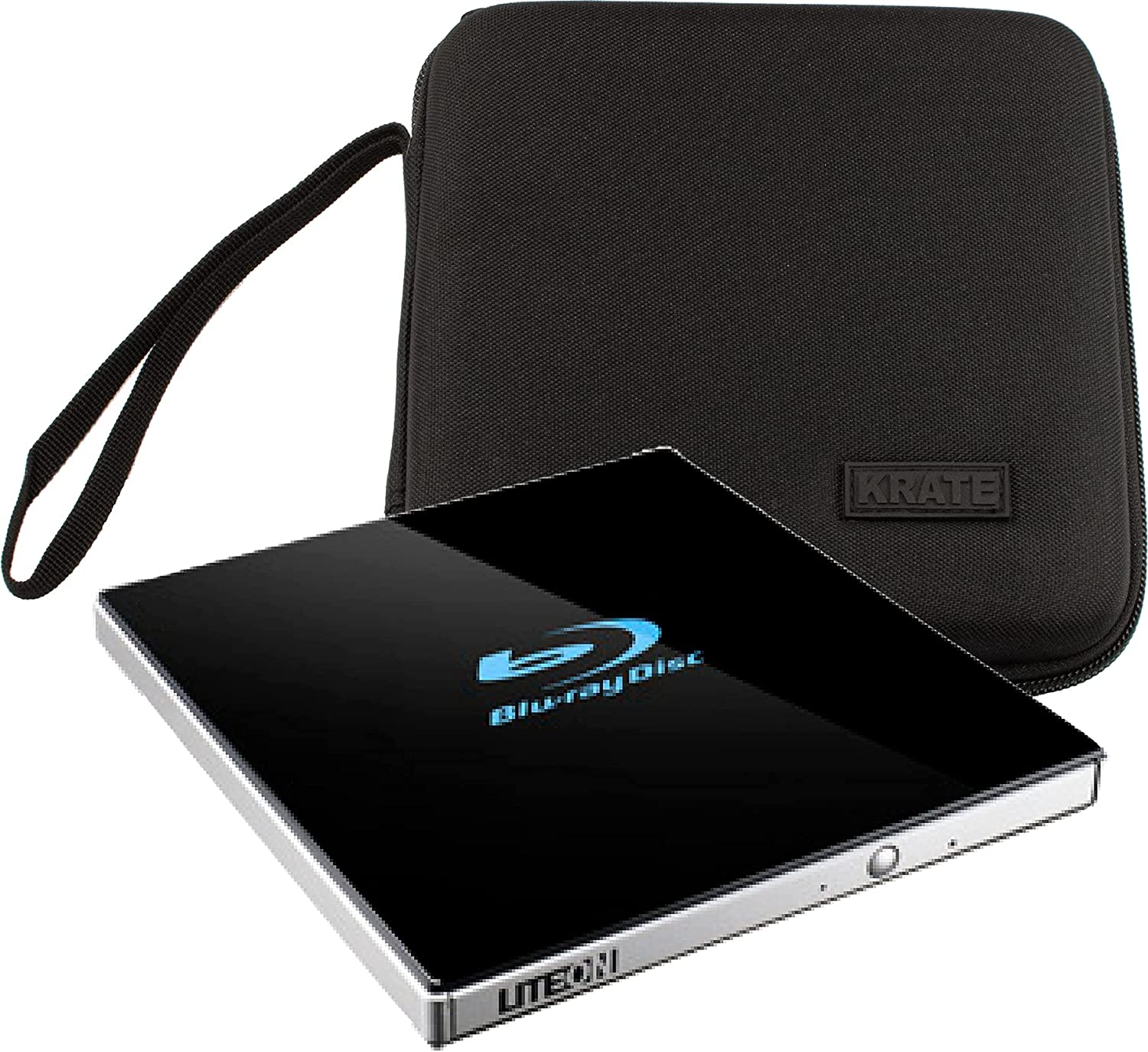 LITE-ON Portable Drive Blu-Ray Player - Today's only for Finally resale start 4K Windows