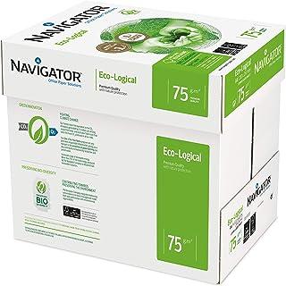comprar comparacion Navigator Eco-Logical - Papel de impresión 2500 hojas (A4, 5 x 500 hojas, 75 g/m2)