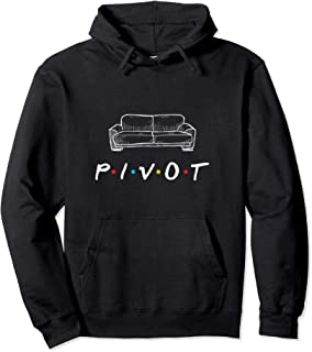 Pivot the Couch Pullover Hoodie
