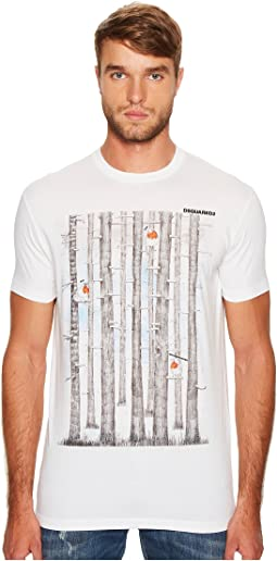 DSQUARED2 - Mountain Hiking T-Shirt
