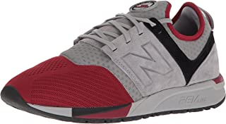 New Balance Mens Mrl247v1 Grey Size: