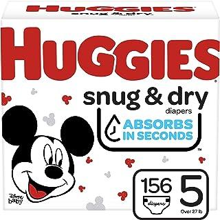 Huggies Snug & Dry - Pañales para bebé