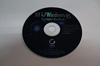 NT4/Windows 95 Developer's Handbook CD