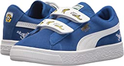 Puma Kids Minions Suede V (Little Kid)