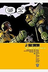 Judge Dredd: The Complete Case Files 32 Kindle Edition