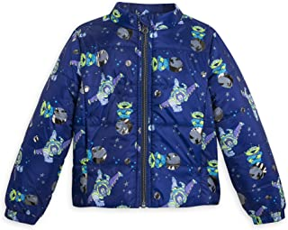 Disney Buzz Lightyear and Toy Story Alien Winter Jacket for Kids - Blue
