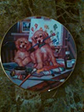 Budding Artists All in A Day's Work by Jim Lamb Collector Plate Hamilton Collection