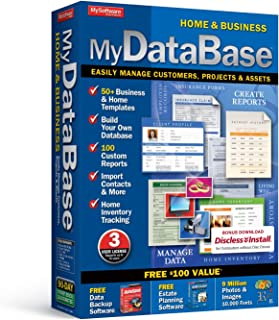 My Database Home & Business