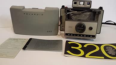 Polaroid 320 Instant Pack Film Land Camera