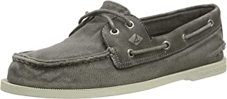 حذاء Sperry Men's A/O 2-Eye Garment Wash Boat